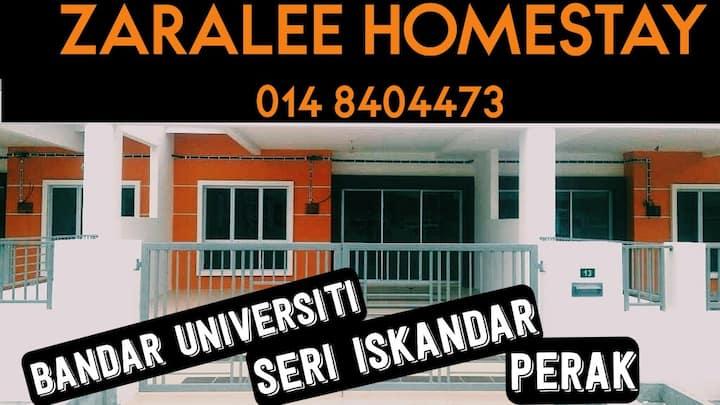 Zaralee Homestay @ Seri Iskandar, Perak