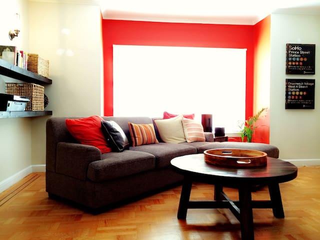 Charming San Francisco Apartment - San Francisco - Wohnung