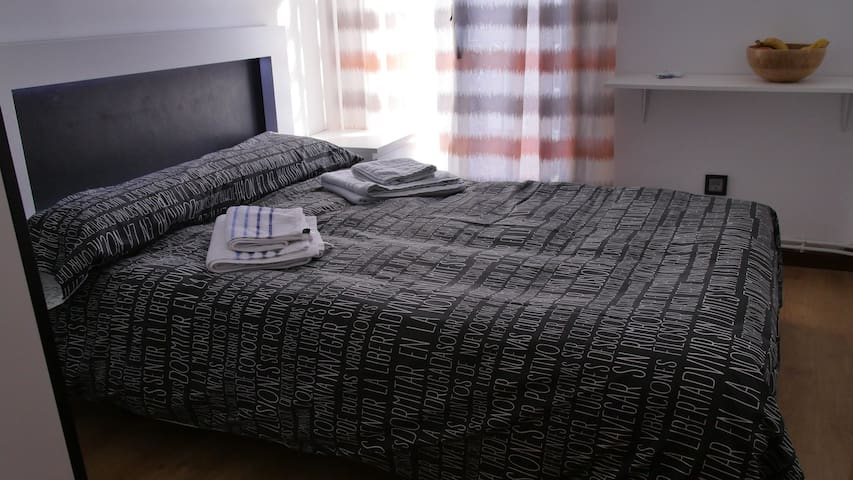 DOUBLE ROOM / CENTER MADRID WITH EXTERNAL BALCONY