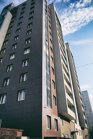 Уютные апартаменты на Лыжной - Petrozavodsk - Huoneisto