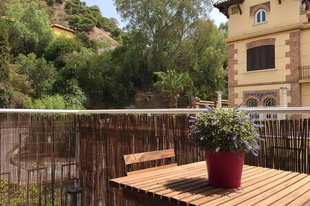 Charming apartment in the best area of Málaga