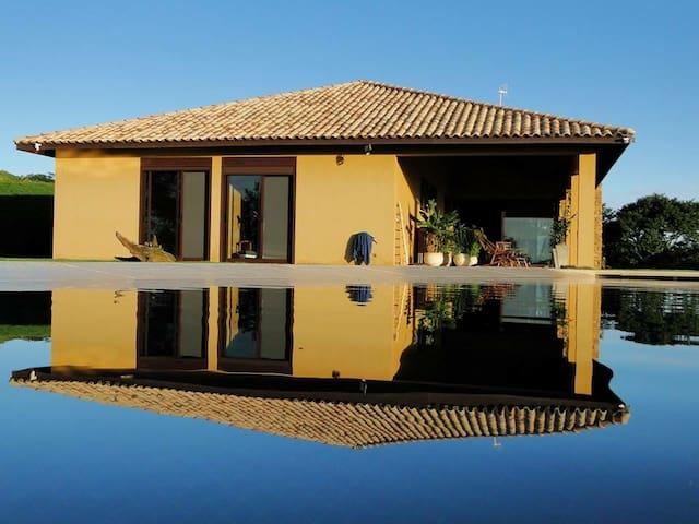 Terra Sol / Terra Lua - Guaxupé - Cabin