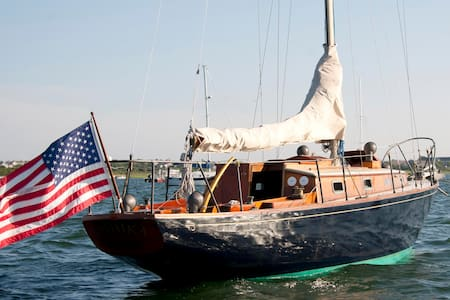 Nantucket Island on classic yacht - Nantucket - Πλοίο