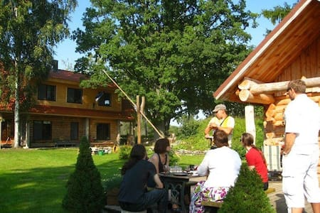 Peaceful country house near Tallinn - Kasepere - Rumah
