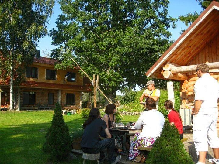Peaceful country house near Tallinn