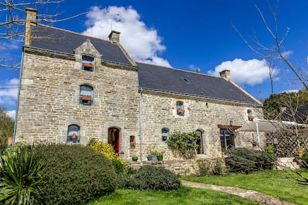 "chambre d'hote ""houat"" - Sulniac - Bed & Breakfast"