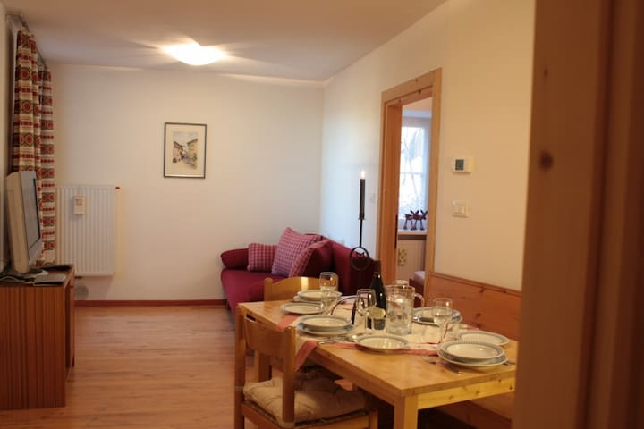 Apartment IL MULINO in Casa Pioncla Apartments - Malosco - Apartament