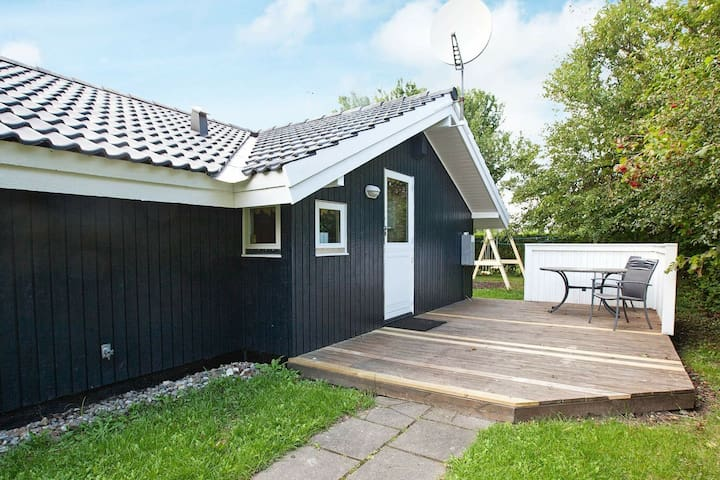 Splendid Holiday Home in Slagelse with Garden