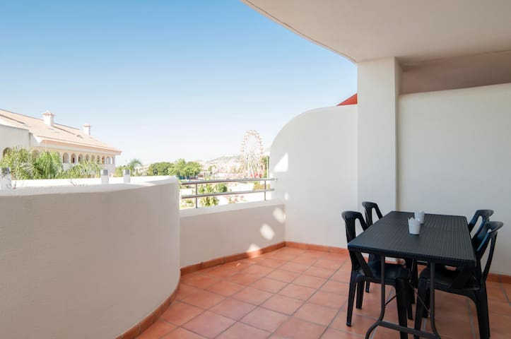 Agréable appartement à Málaga - Benalmádena - Apartament