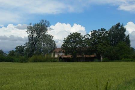 Cascina con giardino - Milano - Serravalle Outlet - Molino dei Torti - 一軒家