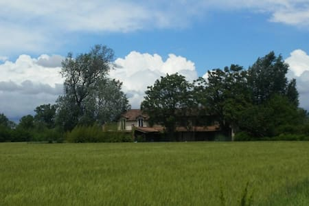 Cascina con giardino - Milano - Serravalle Outlet - Molino dei Torti