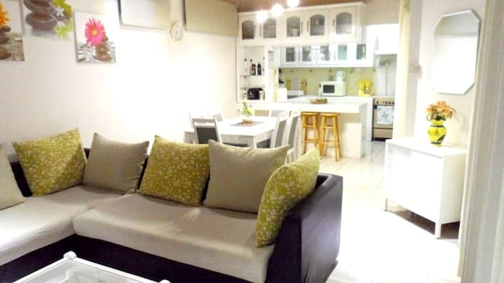 House with 3 bedrooms in Flic en Flac, with WiFi