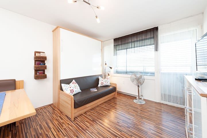 Salzburg: Apartment CENTRAL 2