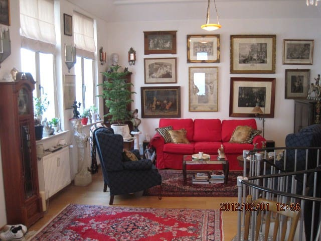 CHARMING HOUSE IN WIESBADEN CITY - Wiesbaden - Hus
