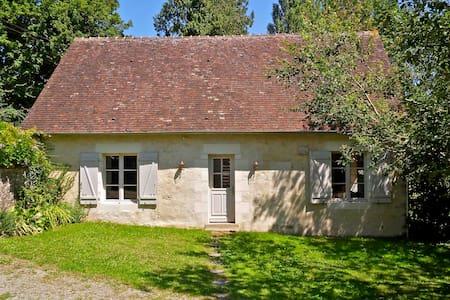 16th Century Stone Cottage - Le Gué-de-la-Chaîne - บ้าน