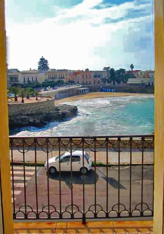SEAFRONT view end800' PALACE x 6/9 - Province of Lecce - Daire