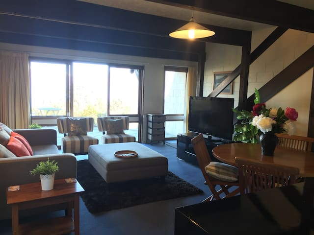 Walk to town 39b Rm 1 - Queenstown - Appartement