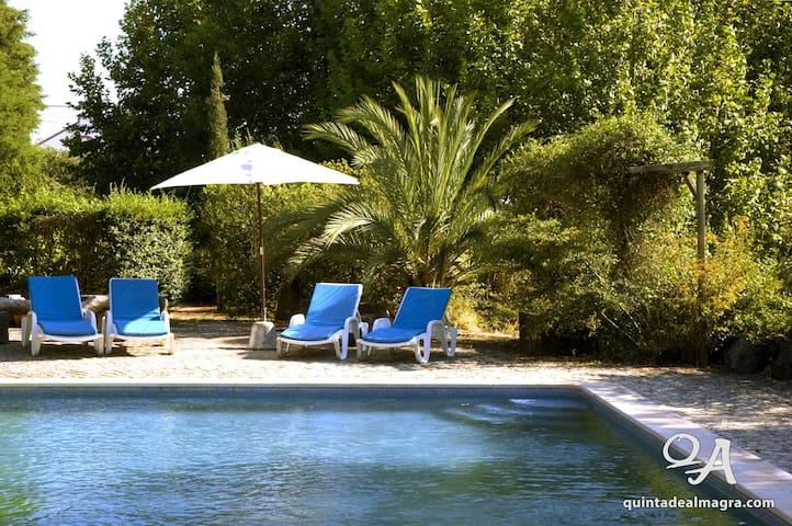 QUINTA DE ALMAGRA - Torres Vedras - Villa