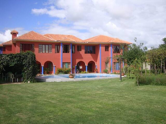Casona San Javier