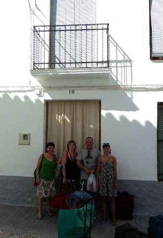 Rural House in Niguelas (Granada)