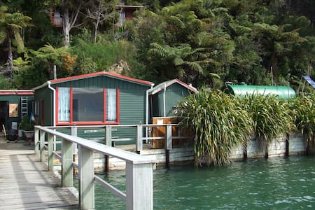 Shag Shack, holiday house - Havelock - Hus
