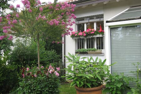 B&B one in Geneva City - Airport - Meyrin