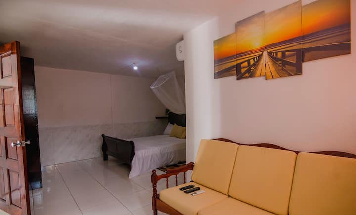 One Bedroom Apartment - easy access to Kingstown
