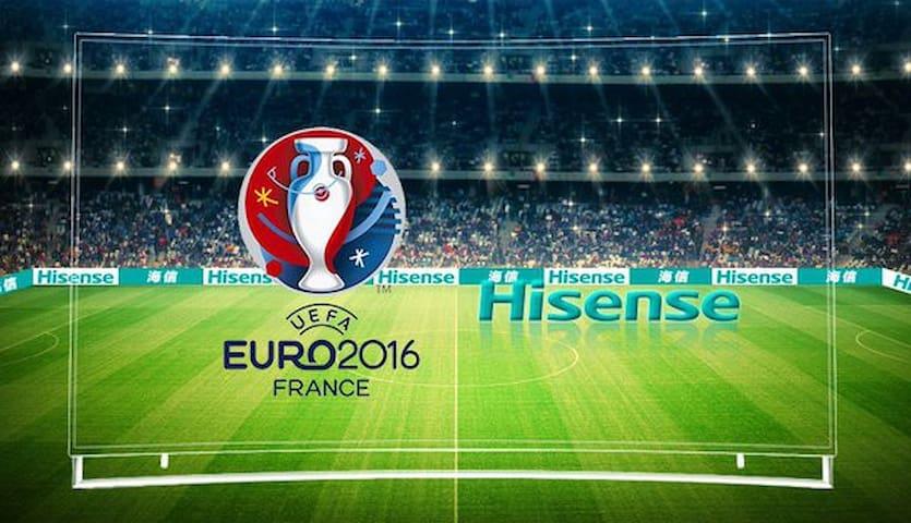 Euro 2016 proche stade - Saint-Étienne - Appartement