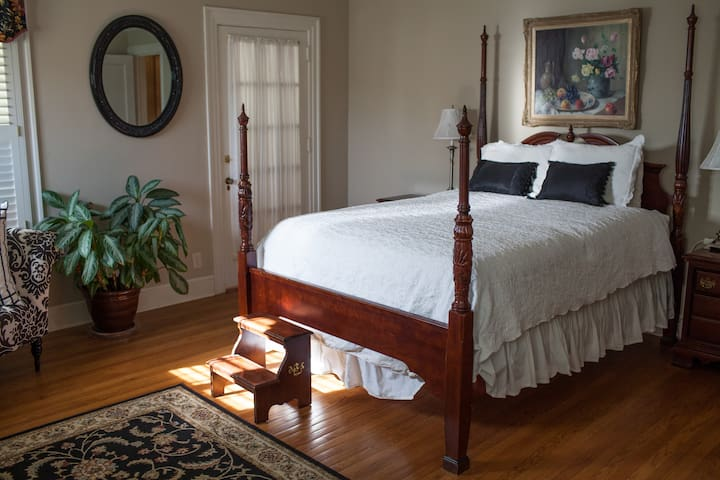The Grandview Inn Bed and Breakfast Master Suite - Pawhuska - Pousada