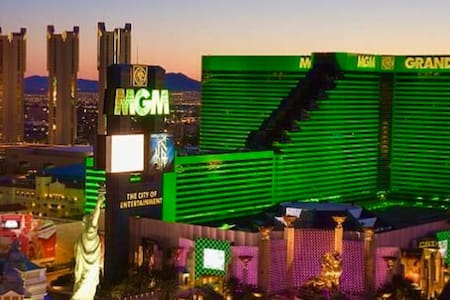 As low as $89 @Signature/MGM SUITE NO RESORT FEES!