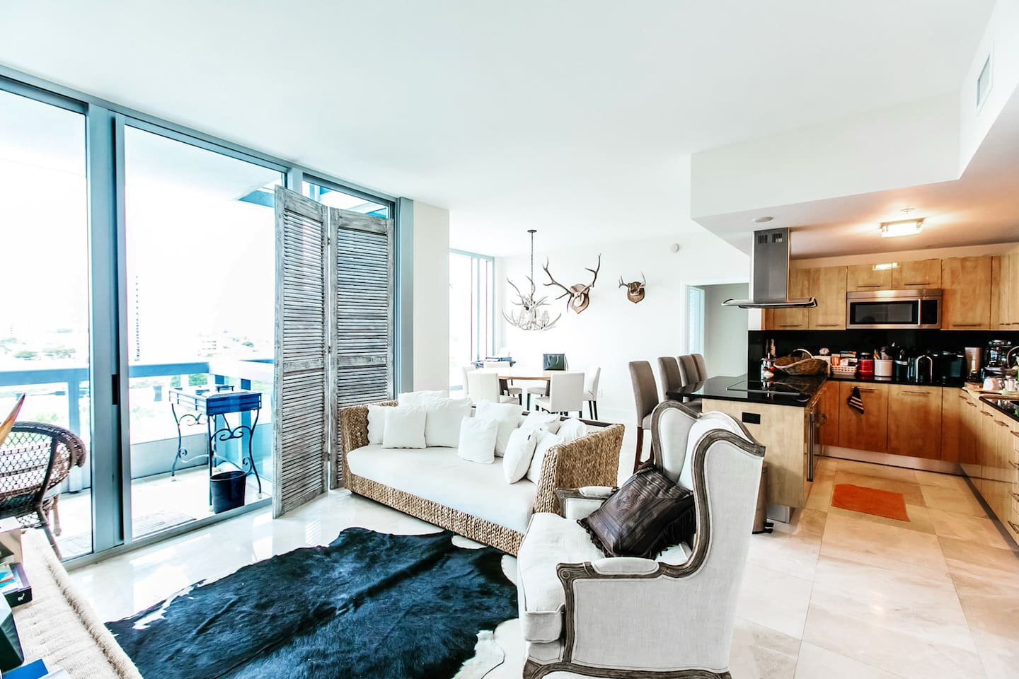 The Assoulin -Luxury 2 BDRS/2BATH - Apartments for Rent in Miami ...