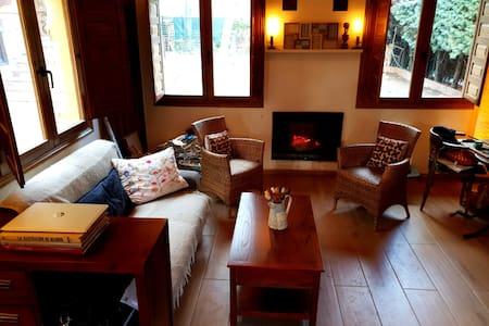 Acogedora casa rural en la Sierra de Madrid