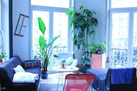 Barrière flat 110m2 - Saint-Gilles - Lakás