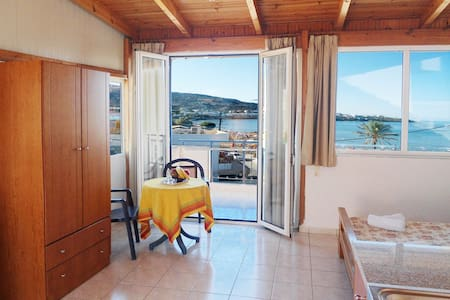 George Apartments Double  Room with Sea View - Stalida