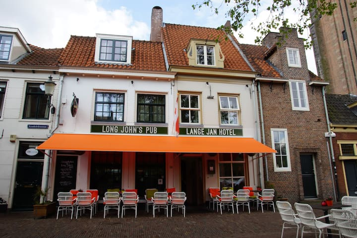 Lange Jan hotel - Amersfoort - Boutique-hotelli