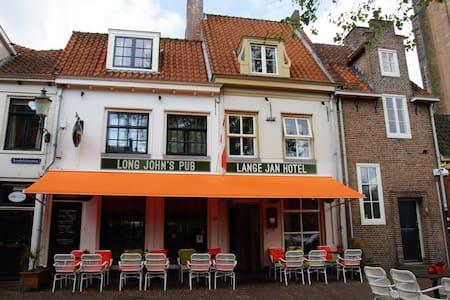 Lange Jan hotel - Amersfoort - Boutique hotel