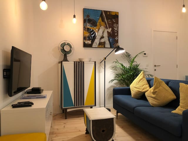 Cosy Bxl @ City Center / late check-out for free