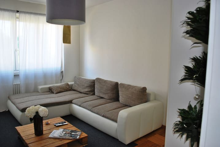 60 sqm apartment close from downtown and UN