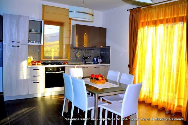 Luna Chiara Residence - appartamento Luna Nuova