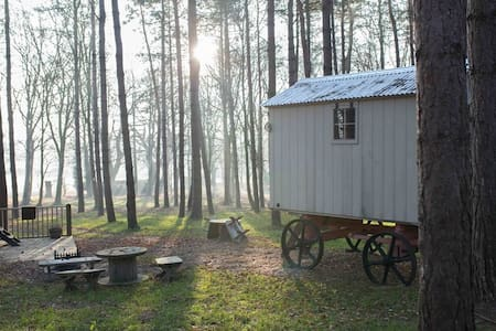Happy Valley Glamping for 4 - Norfolk - Zomerhuis/Cottage