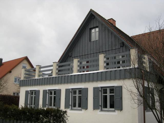 Oberhome(DE)  a home away from home - Oberreichenbach - Apartamento