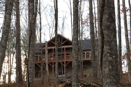 Stone Creek Retreat in WNC Mtn's - Fairview