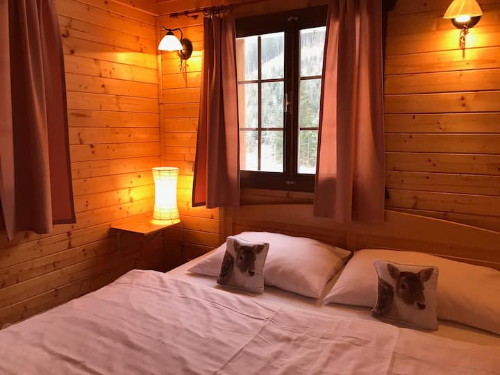 Comfy chalet Deer WILI HUNTER
