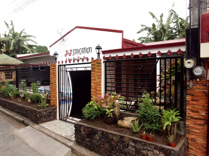 """J&J Staycation Lucena:  """"A Home Away From Home"""""""