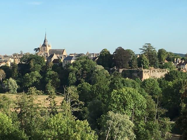 Maison de Vacances à Fresnay sur Sarthe - Fresnay-sur-Sarthe