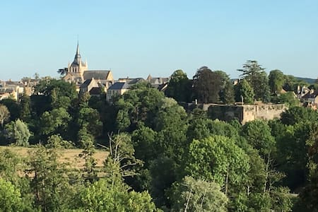 Maison de Vacances à Fresnay sur Sarthe - Fresnay-sur-Sarthe - Hus