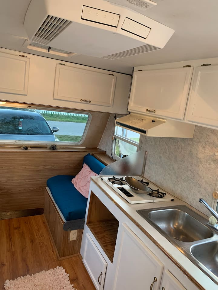 Home away from home camper