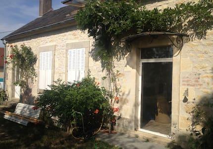 Notre maison d'artistes en Bourgogne! - Chasnay - Dom