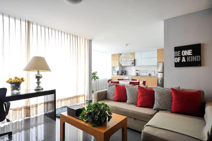 Polanco Horacio Sunny Apartment