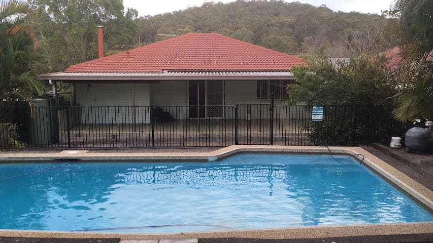 Private room in Cooparoo